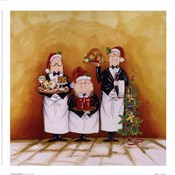 Christmas Waiters