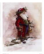 Olde World Santa