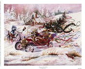 Santas 1909 Ford