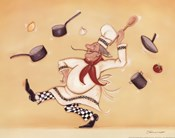 Dancing Chef