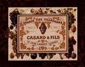 Champagne Label I