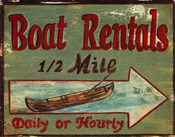 Boat Rentals