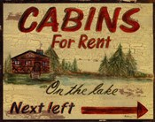 Cabin Rentals
