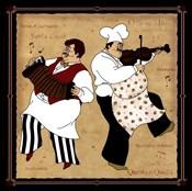 Musical Chefs I