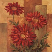 Daisies Terra Cotta