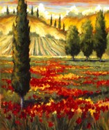 Tuscany In Bloom II