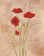 Poppy Fresco I