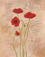Poppy Fresco I