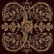 Baroque Medallion II