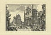 Piranesi View Of Rome III