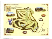 Golf Course Map - Augusta