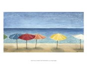 Ocean Umbrellas II