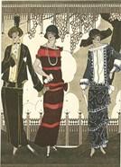 Art Deco Elegance II
