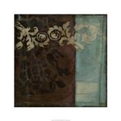 Damask Tapestry I
