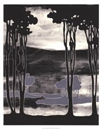 Nouveau Landscape I