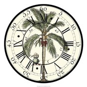 Antique Palm Clock