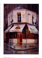 Bake Shop In The Rain, Paris