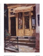 Shop Of The Three Steps, Paris