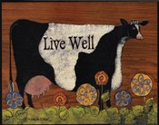 Live Well Cow