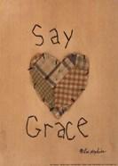 Say Grace