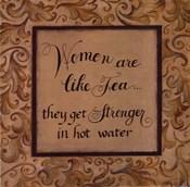 Women Are Like