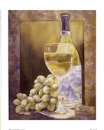 Nancy Cheng - Grapes And Chenin Blanc Size 8x10