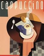 Cubist Cappuccino