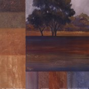 Rhythms Of Landscape I