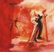 Romance in Red I