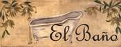 Bath Series - El Bano