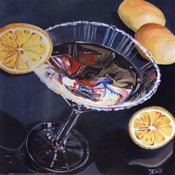 Martini - Lemon