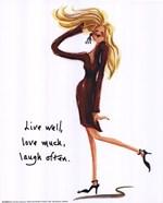 Wild Women: Live Well...
