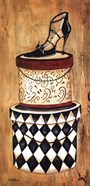 Vintage Hat Box II