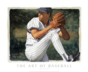 The Art of Baseball - The Pitcher