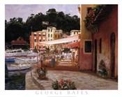 Morning Stroll - Portofino