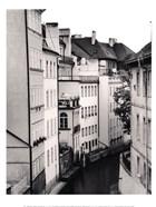 Little Canal, Prague, Czech Republic
