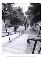 Escalier de Montmarte