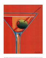 Sunglow Martini I