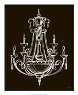 Elegant Chandelier III