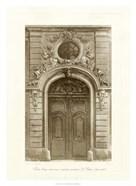 Ornamental Door I