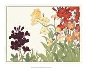 Japanese Flower Garden I