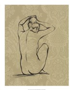 Sophisticated Nude I
