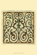 Crackled Decorative Gates I