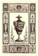 Sepia Pergolesi Urn II