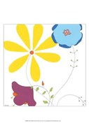Playful Blooms III