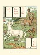 Noah's Alphabet III