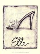 Elle- French Slipper