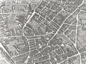 Plan Of Paris, 1730 (Ii)