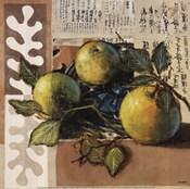 Pomme A L'arabesque