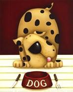 Dinner's in the Dog (Mini)